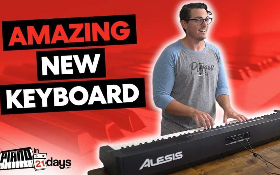 Alesis PRESTIGE Keyboard – The new KING of Digital Keyboards?
