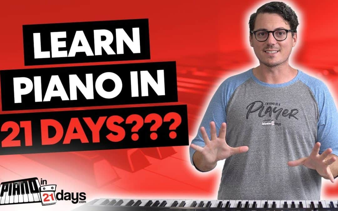 What is Piano In 21 Days?
